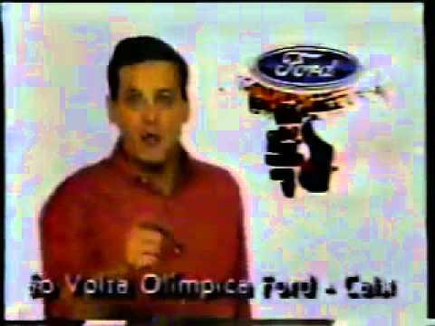 Intervalo Comercial Rede Manchete - Dudalegria - 25/07/1992 (2/5)