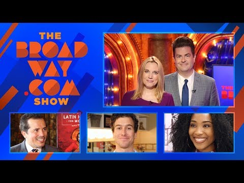 The Broadway.com Show - 9/29/17: THE CHER SHOW, Jason Mraz i