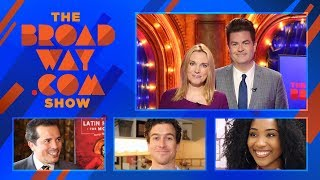 The Broadway.com Show - 9/29/17: THE CHER SHOW, Jason Mraz in WAITRESS, Christie Prades of the ON YO