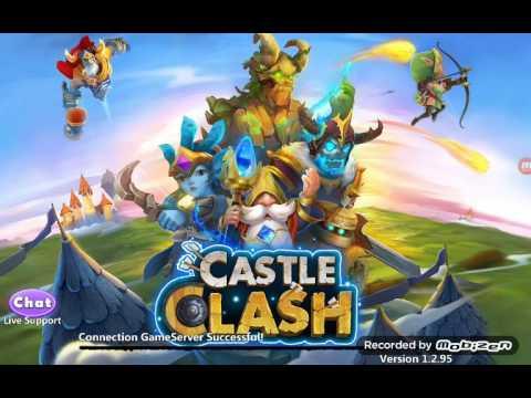 Castle Clash Account Trade!!