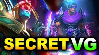 SECRET vs VG - GAME OF THE DAY! - STOCKHOLM MAJOR DreamLeague DOTA 2