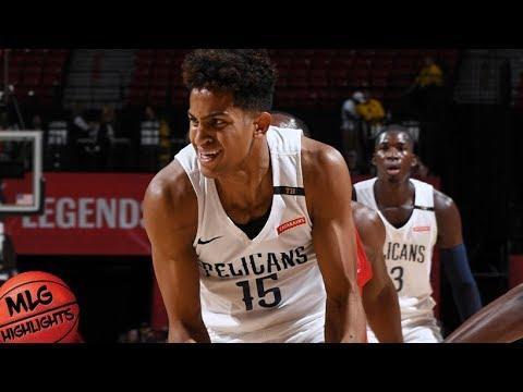Toronto Raptors vs New Orleans Pelicans Full Game Highlights / July 6 / 2018 NBA Summer League
