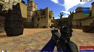 Linux FPS Game - Urban Terror - Jumpy Gun