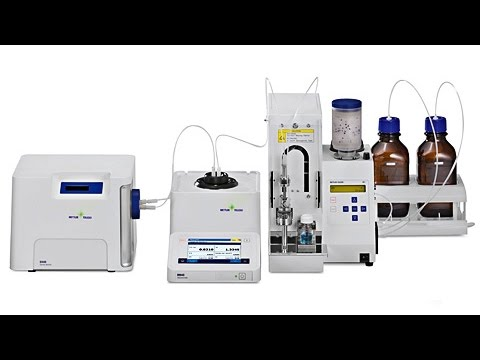 Density and Refractive Index Determination — LiquiPhysics from METTLER TOLEDO