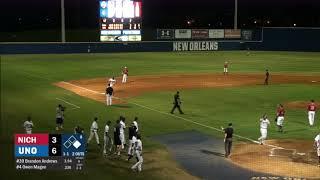 Owen Magee Home Run 5-11-18