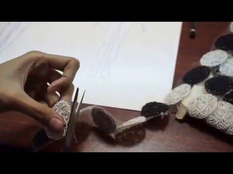 Video tutorial Fashion Collage by Imelda Sparks Fashion Academy