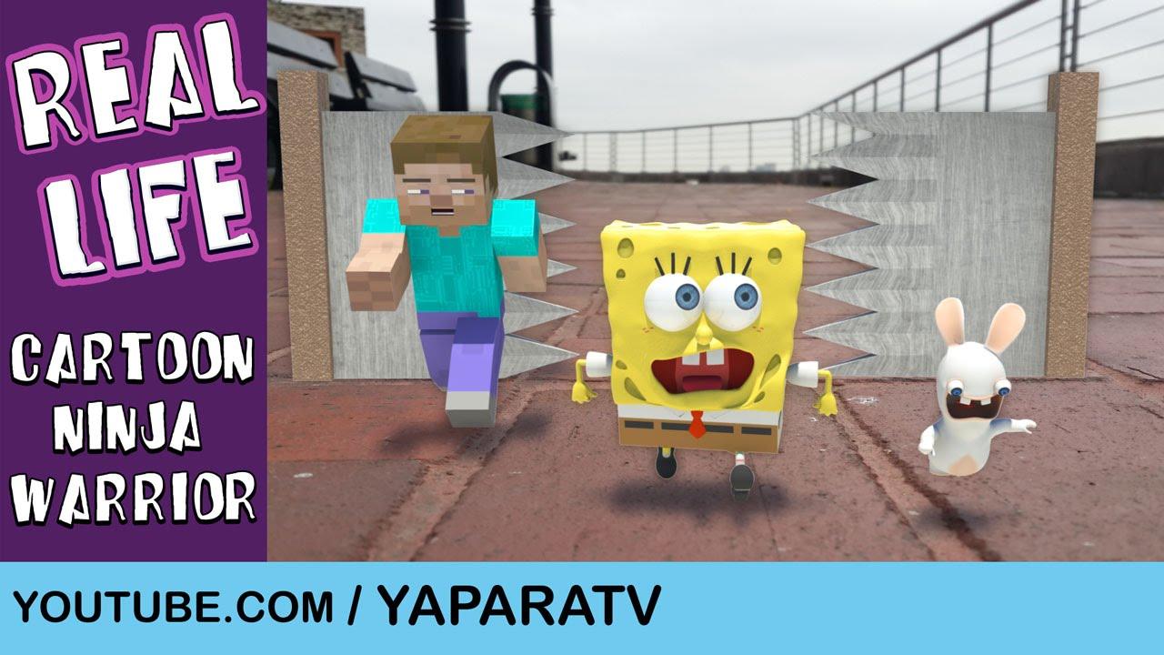 SpongeBob In Real Life 10 YouTube