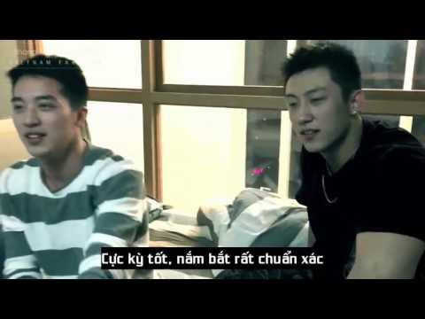 Hoàng Cảnh Du và Hứa Ngụy Châu tập luyện cảnh giường chiếu