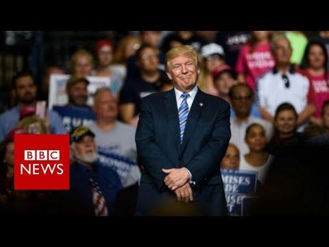 Grand jury used in Trump-Russia investigation - BBC News