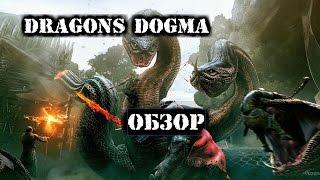 Обзор игры Dragon's dogma - Персональное разочарование Года