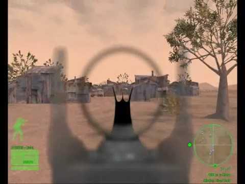 Delta Force Black Hawk Down - Mission 3 walkthrough