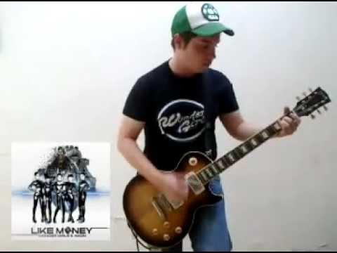 Wonder Girls - Like Money [Guitar Cover]