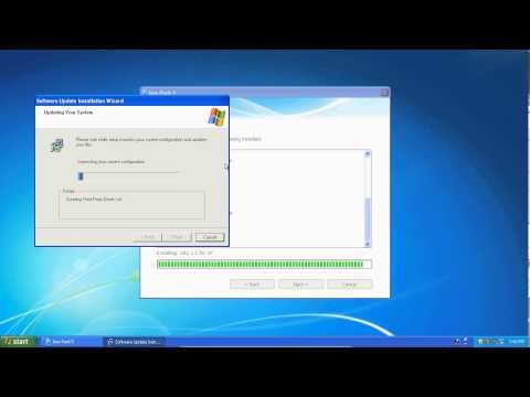 Using Issopack To Transform Windows XP Into Windows 7