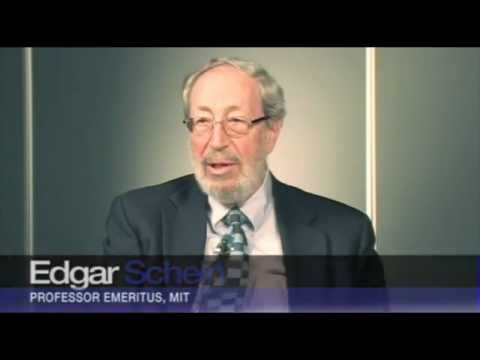 Edgar Schein on Corporate Culture - YouTube