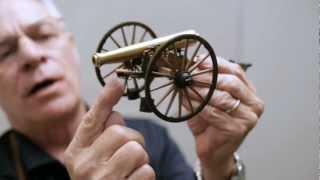 unboxing the guns of history signature series napoleon cannon u s civil war 12 pounder