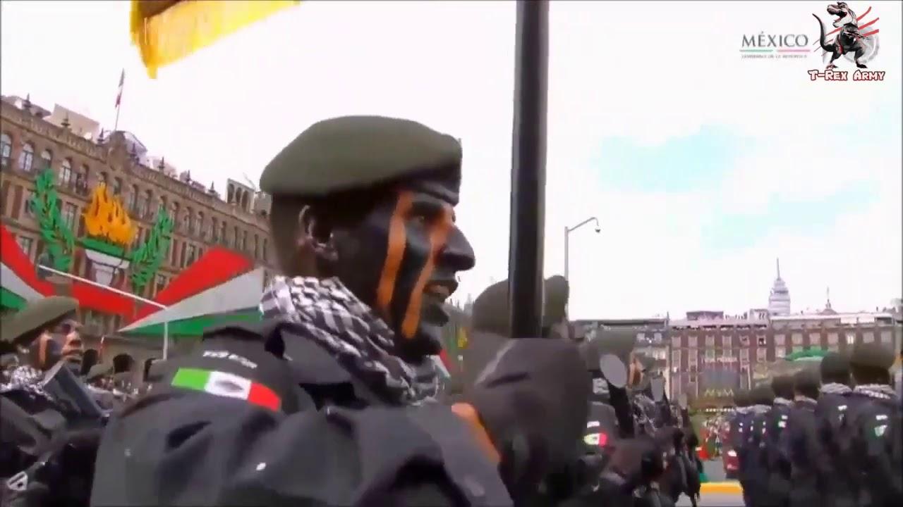 Ejército Mexicano - Soy Soldado de las Fuerzas Especiales