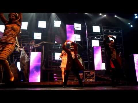 Monster Rock™ at Pantages Hollywood Theatre™ - Universal Studios Singapore