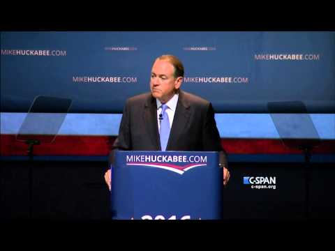 Mike Huckabee Presidential Announcement Full Speech (C-SPAN)