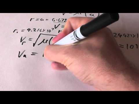 Orbital Mechanics On Paper - Part 1 - Addendum