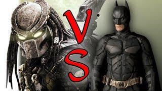 【帥狗美漫】蝙蝠俠VS終極戰士_超人、蝙蝠俠大戰異形、終極戰士#完結篇(superman & batman vs alien & predator END)