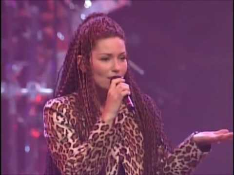 Shania Twain - Any Man Of Mine (Come On Over Tour)