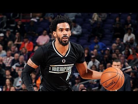 Memphis Grizzlies vs Phoenix Suns - Full Game Highlights | January 30, 2017 | 2016-17 NBA Season