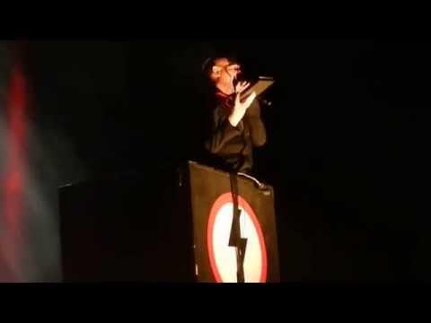 Marilyn Manson And Billy Corgan - Antichrist Superstar/Girls Just Wanna Cover (8/9/15 Nashville)