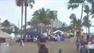 Tornado reißt Kinder mit ...