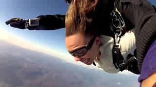 Lindsay from Atlanta, GA takes the leap!