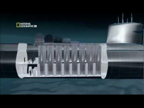 Смотреть Чудеса инженерии  Субмарина апокалипсиса онлайн