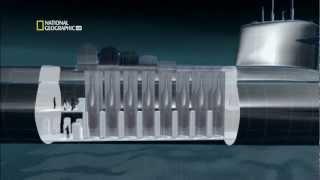 Чудеса инженерии  Субмарина апокалипсиса