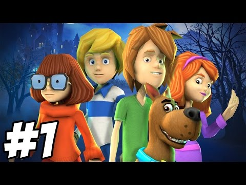 ✔ Scooby Doo First Fright Episode 3 Full