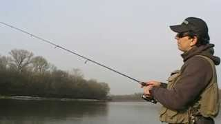 Рыбалка легким джигом Апрель 2014.