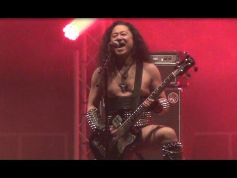 Sabbat Japan  Black Metal Scythe   Fall Of Summer 2015