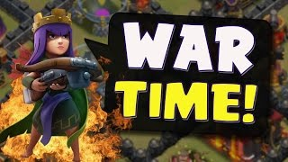 Clash Of Clans How To GoHo 3-Star Clan War Attack Strategy | Th9