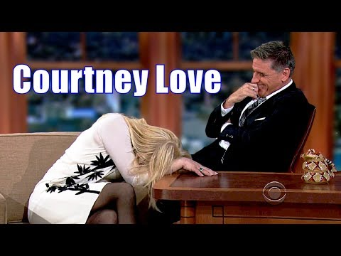 Courtney Love  She & Craig Have History  Only Appearance