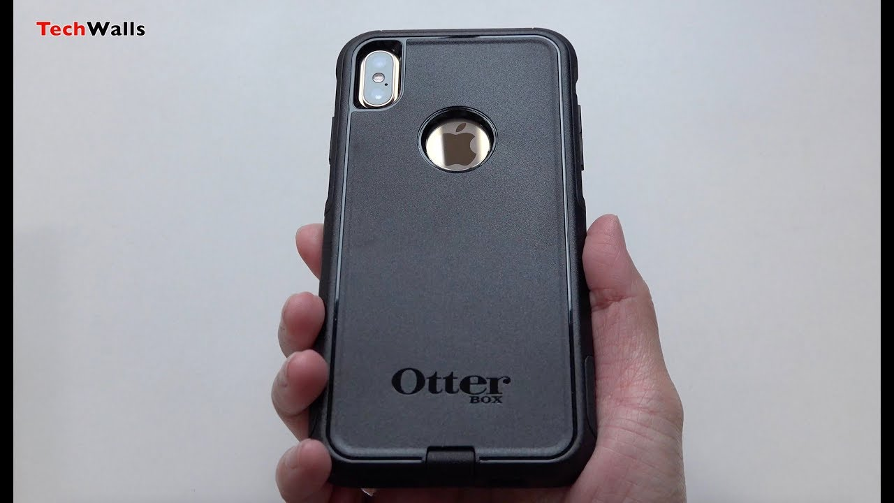 buy popular 70c1f e76bb OtterBox COMMUTER SERIES Case for iPhone XS Max - Black