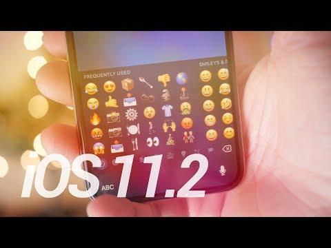 HUGE iOS 11.2 Update: Apple Pay Cash, New Wallpapers & Tweaked Emojis!