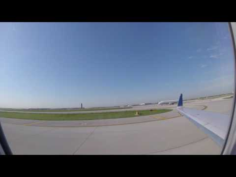 Disney 2017 | STL-ORD Going to the Gate | 8/15/2017