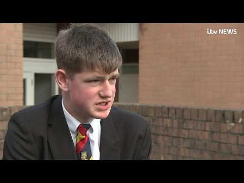 Children in northern England \'being left behind\' by southern counterparts | ITV News