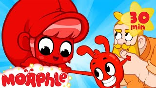 Mila is Red! - My Magic Pet Morphle | Cartoons for Kids | Morphle TV