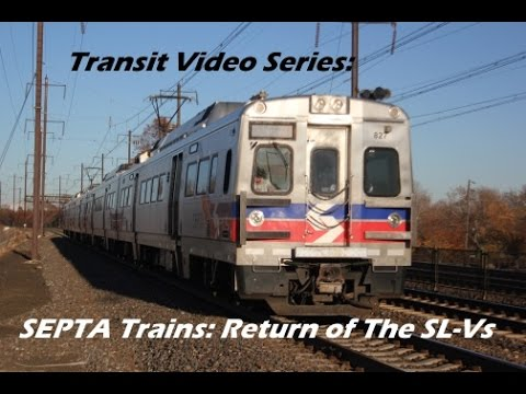 TVS-SEPTA Trains: Return Of The Silverliner Vs