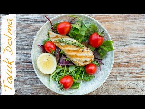 Tavuk Dolma | Diyetisyen Andaç Yeşilyurt ile Yemek Tarifleri
