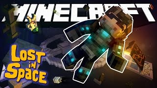 Minecraft Lost in Space | THE HORROR IN THE STARS!