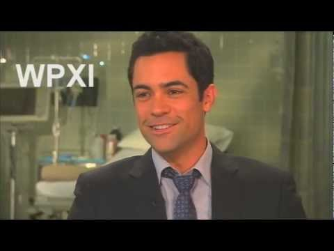 WPXI  Exclusive  with Danny Pino on 'Law & Order: SVU' set