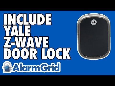 How Do I Include My Yale Z-Wave Lock? - Alarm Grid