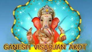 Ganesh Visarjan akot