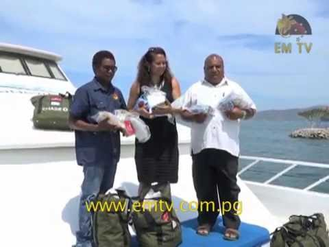 PNG Tribal Foundation partners with Sport Fishing PNG, bringing Innovative Service Delivery
