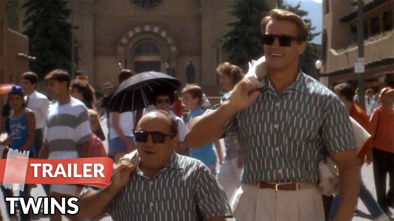 Twins 1988 Trailer Arnold Schwarzenegger Danny Devito Youtube