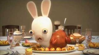 A Rabbid Thanksgiving [INT]